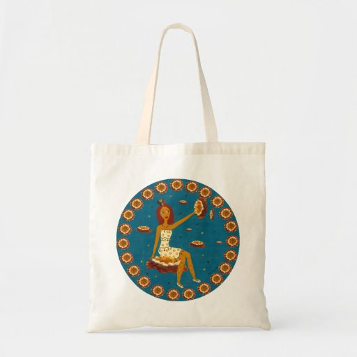 Amber Faerie Canvas Bags
