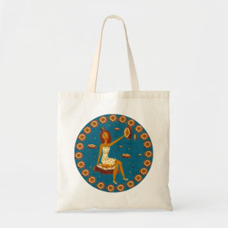 Amber Faerie Budget Tote Bag