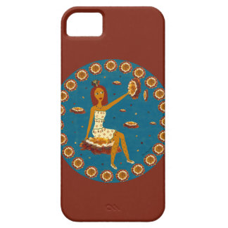 Amber Faerie iPhone 5 Cover
