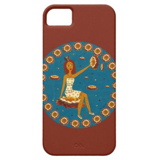 Amber Faerie iPhone 5 Covers