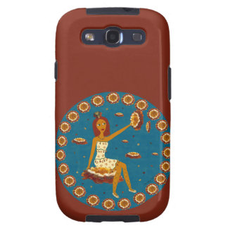 Amber Faerie Samsung Galaxy S3 Cases