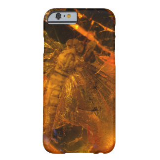 Amber inclusion | barely there iPhone 6 case