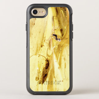 Amber inclusion | OtterBox symmetry iPhone 7 case