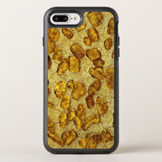 Amber inclusions | OtterBox symmetry iPhone 7 plus case