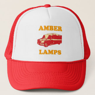 AMBER LAMPS Trucker Hat