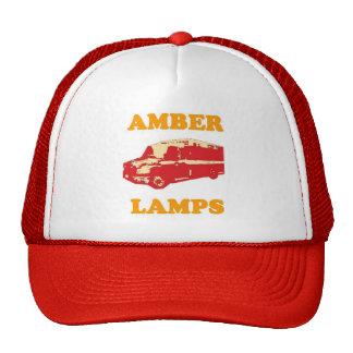 AMBER LAMPS Trucker Hat