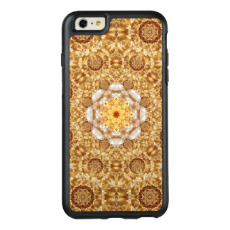 Amber Mandala OtterBox iPhone 6/6s Plus Case