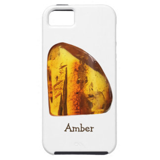 Amber stone iPhone 5 cover