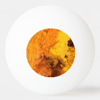 Amber stone texture background ping pong ball