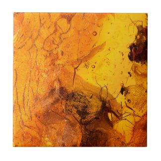 Amber stone texture background tile
