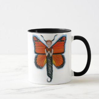 Amber the Monarch Butterfly Mug