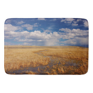 Amber Waves of Gold Bath Mat