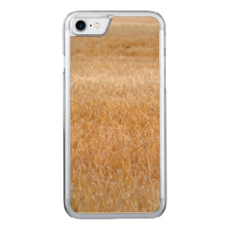 Amber Waves of Grain Carved iPhone 8/7 Case
