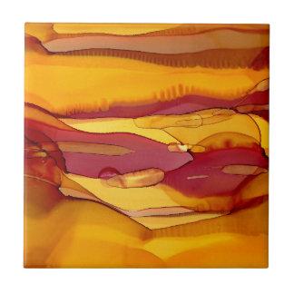amber waves of grain tile