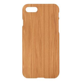 Amber Wood Grain iPhone 8/7 Case