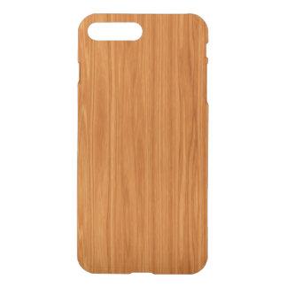 Amber Wood Grain iPhone 8 Plus/7 Plus Case