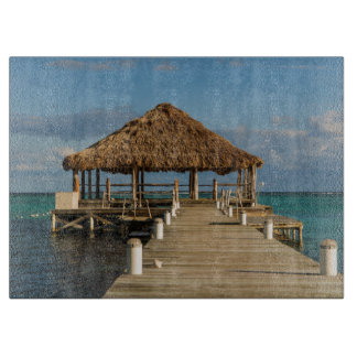 Ambergris Caye Belize Cutting Board