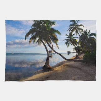 Ambergris Caye Belize Kitchen Towel
