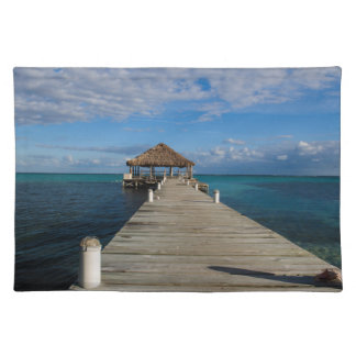 Ambergris Caye Belize Placemat