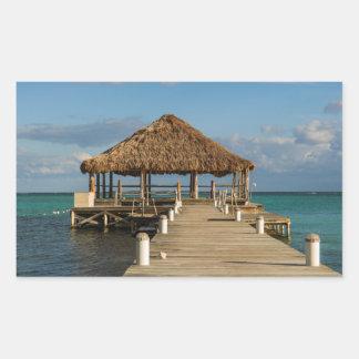 Ambergris Caye Belize Sticker