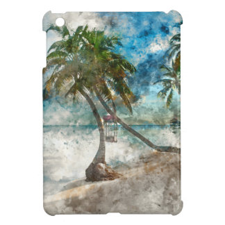 Ambergris Caye Belize Travel Destination iPad Mini Covers