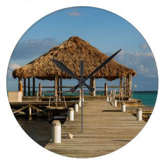 Ambergris Caye Belize Wallclocks