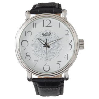 Ambient Gray Tones Watch