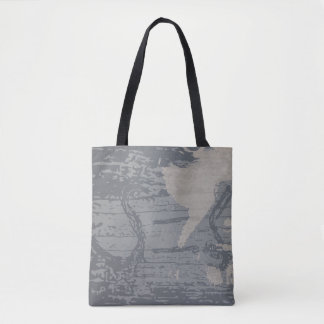 """Ambigram"" All-Over-Print Tote Bag"