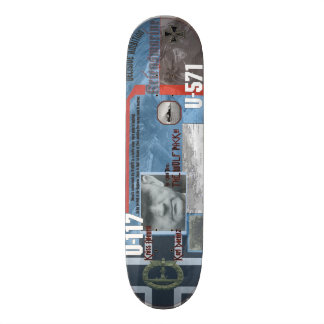 Ambition_4 series skateboard