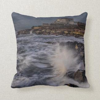 Amble Seas Pillow/Cushion Throw Pillow