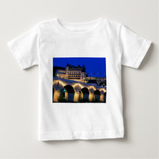 Amboise Castle, France, Baby T-Shirt