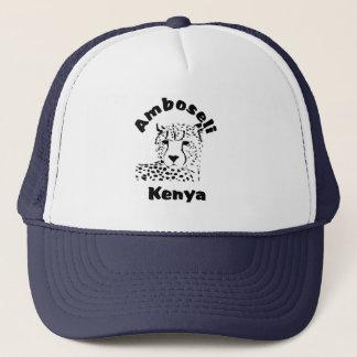 Amboseli Kenya Cheetah Safari Cap