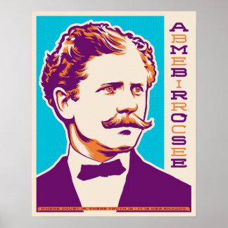 Ambrose Beirce Poster