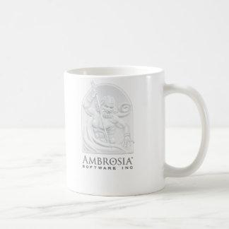 Ambrosia Zeus logo mug