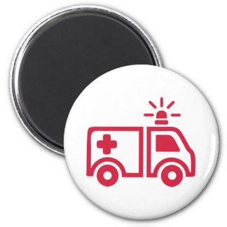 Ambulance car magnet