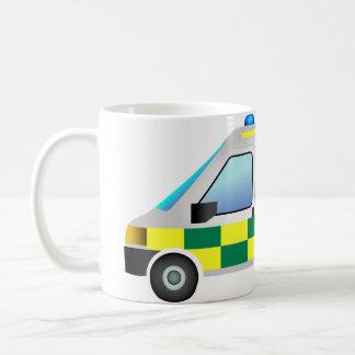 ambulance coffee mug