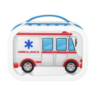 Ambulance Lunch Box
