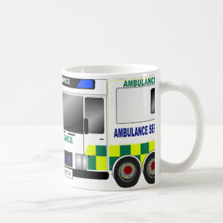Ambulance UK Coffee Mug