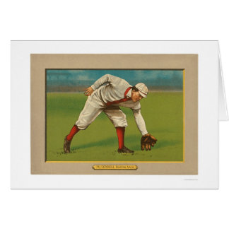 Amby McConnell Red Sox Baseball 1911 Card