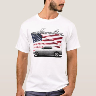 AMC Javelin AMX muscle car T-shirt