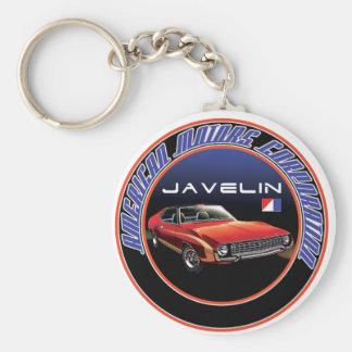 Amc Javelin Keychain