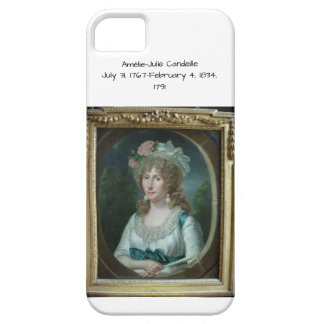 Amélie Julie Candeille 1791 Case For The iPhone 5