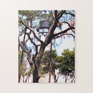 Amelia Island Lighthouse, Florida Jigsaw Puzzle