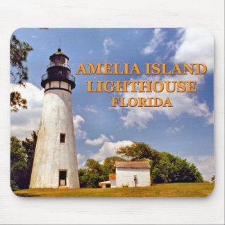 Amelia Island Lighthouse, Florida Mousepad