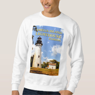 Amelia Island Lighthouse, Florida Sweatshirt