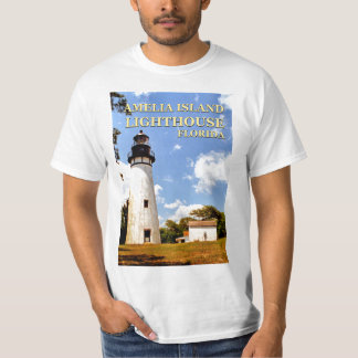 Amelia Island Lighthouse, Florida T-Shirt