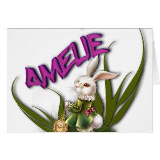 Amelie Card