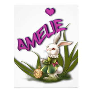 Amelie Letterhead