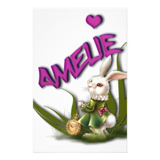 Amelie Stationery