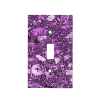Amelthyst Light Switch Cover